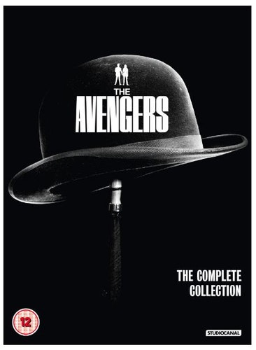 The Avengers Series 1 to 6 Complete Collection 1969 DVD (import)