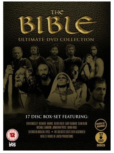 Complete Bible Boxset 2007 DVD (import)