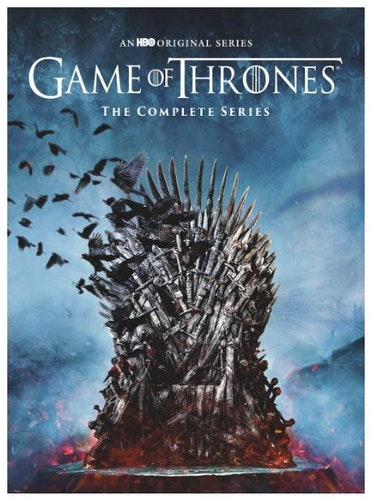 Game Of Thrones Seasons 1 to 8  2011 DVD (import)