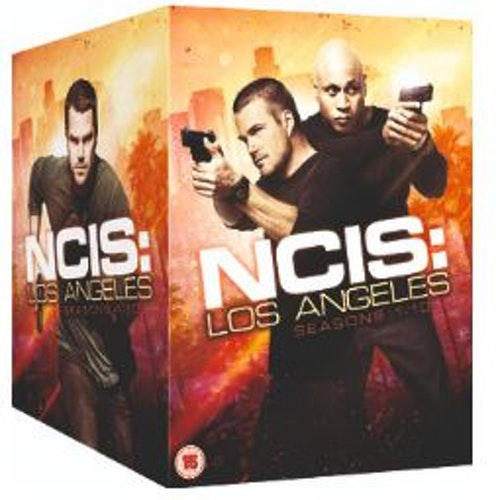NCIS Los Angeles Seasons 1 to 10 2018 DVD (import)