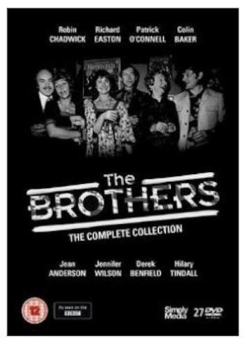 The Brothers Series 1 to 7 Complete Collection 1976 DVD (import)