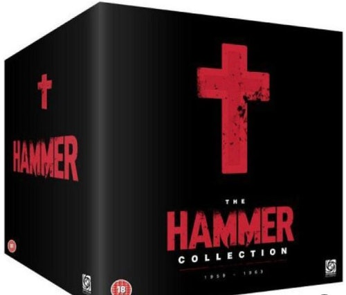 The Hammer Collection (20 Films) 1972 DVD (import)
