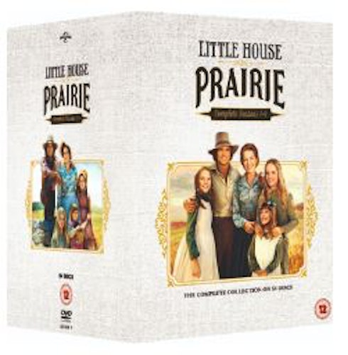 Little House On The Prairie Seasons 1 to 9 1975 DVD (import)