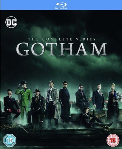 Gotham Säsong 1-5 Complete Collection