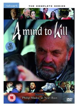A Mind To Kill Series 1 to 3 Complete Collection Pilot Movie 2002 DVD (import)