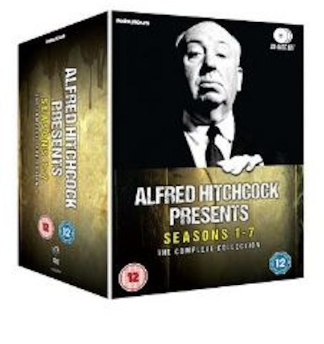 Alfred Hitchcock Presents Seasons 1 to 7 Complete Collection 1962 DVD (import)