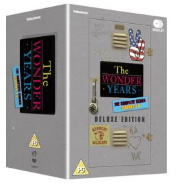 The Wonder Years Seasons 1 to 6 Complete Collection 1993 DVD (import)