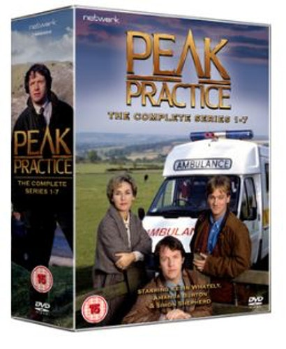 Peak Practice - The Complete Series 1 to 7 1993 (import)