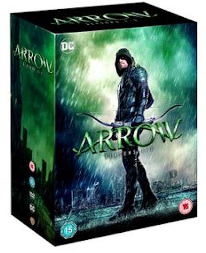 Arrow Seasons 1 to 7 DVD (import)
