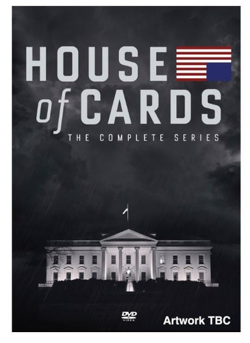 House Of Cards - The Complete Series 1 to 6 2013 DVD (import)