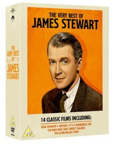 James Stewart Collection 1937 DVD (import)