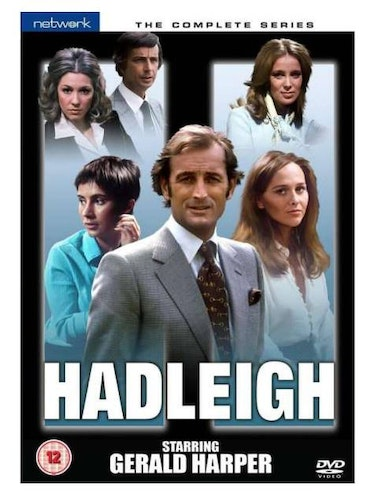 Hadleigh - The Complete Series 1969 DVD (import)