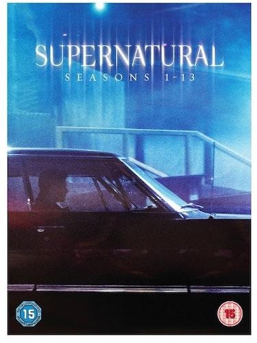 Supernatural Seasons 1 to 13 2018 DVD (import)