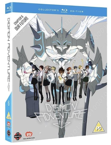 Digimon Adventure Tri - The Complete Movie Collection bluray (import)