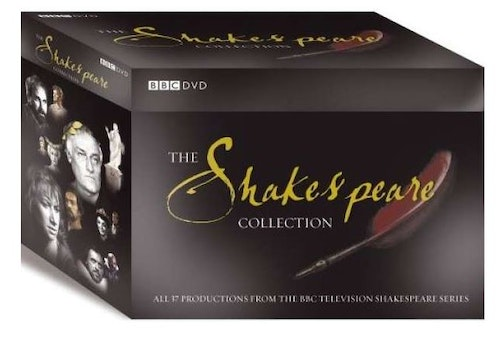 Shakespeare - Complete Works Of - BBC Classic Collection Box 1985 DVD (import)