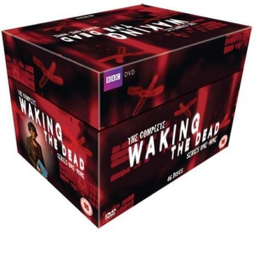 Waking The Dead Series 1 to 9 Complete Collection 2011 DVD (import)