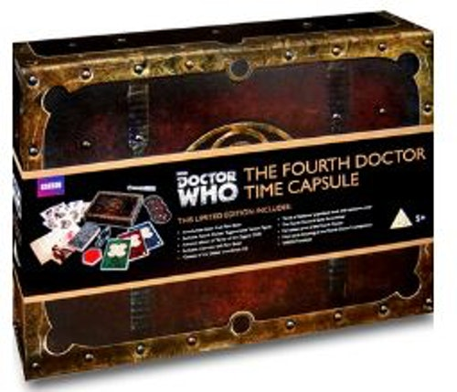 Doctor Who - The Fourth Doctor Time Capsule DVD  2013