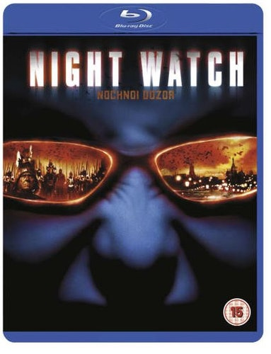 Night Watch/nattens väktare bluray (import med svensk text)