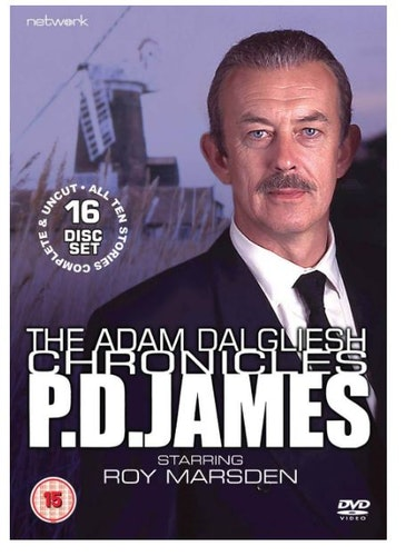 PD James - The Adam Dalgliesh Chronicles 1998 DVD (import)