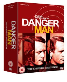 Danger Man - The Complete Collection 1968 DVD (import)