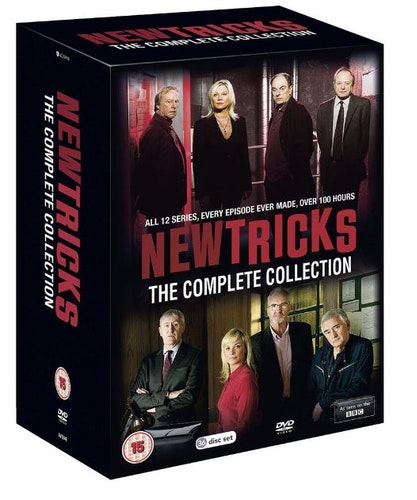 New Tricks Series 1 to 12 Complete Collection 2015 DVD (import)