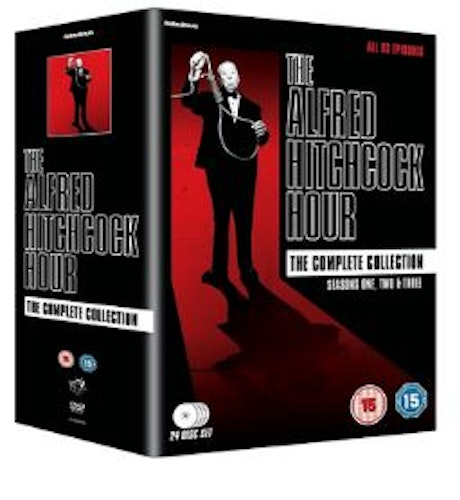 The Alfred Hitchcock Hour Seasons 1 to 3 Complete Collection 1962 DVD (import)