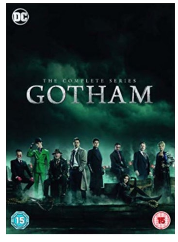 Gotham Seasons 1 to 5 Complete Collection 2014 DVD (import)
