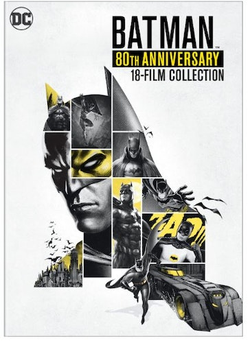 Batman Anniversary Collection 1989 DVD (import)