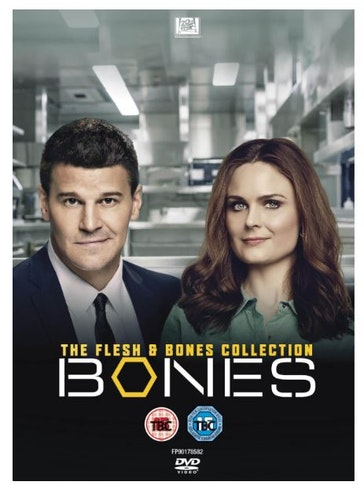 Bones Seasons 1 to 12 Complete Collection 2017 DVD (import)