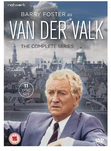 Van Der Valk The Complete Series 1992 DVD (import)