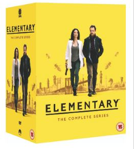 Elementary - The Complete Series DVD (import)
