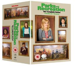 Parks And Recreation Seasons 1 to 7 Complete Collection 2009 DVD (import)