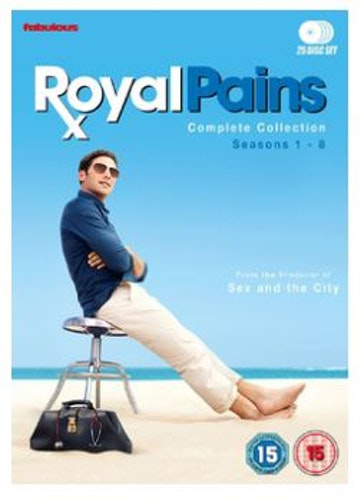 Royal Pains - The Complete Collection 2009 DVD (import)