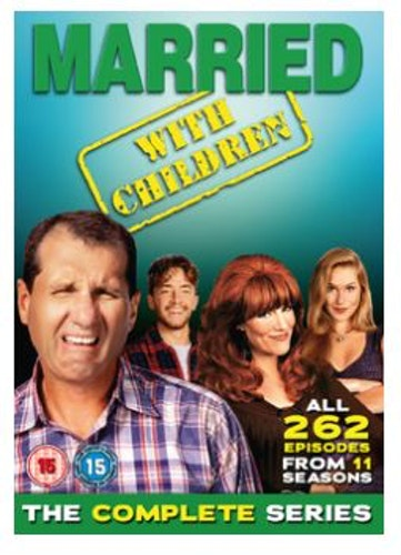 Married With Children - The Complete Series 1986 DVD (import)