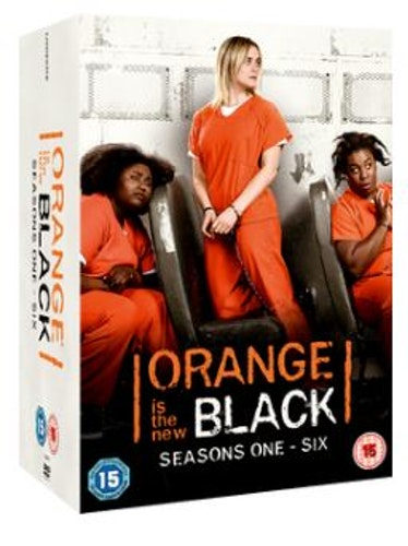 Orange Is The New Black Seasons 1 to 6 2013 DVD (import)