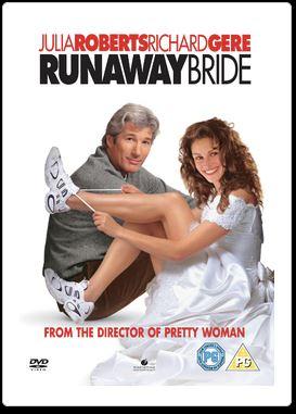 Runaway Bride DVD (import)