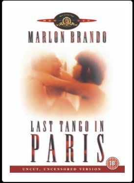 Sista tangon i Paris DVD (import)