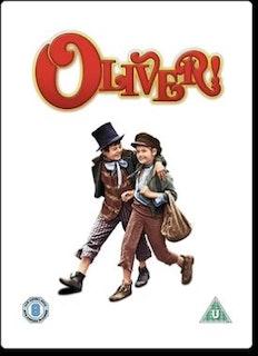 Oliver! DVD (import med svensk text)