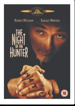 The Night Of The Hunter DVD (import)