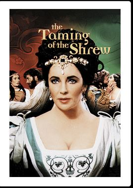 The Taming Of The Shrew DVD (import)