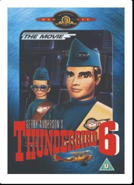 Thunderbird 6 - The Movie DVD (import)