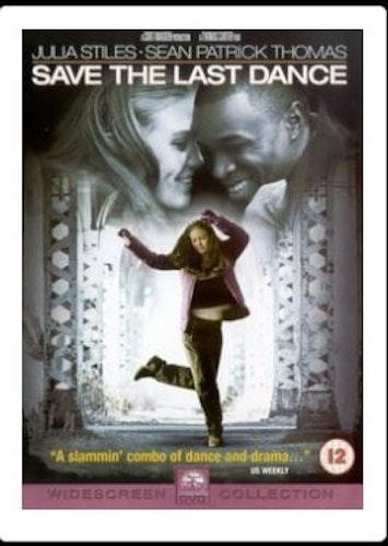 Save The Last Dance DVD (import)