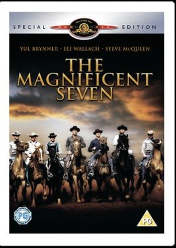The Magnificent Seven - Special Edition DVD (import)