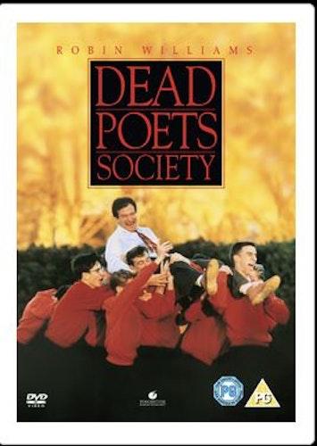Döda poeters sällskap DVD (import)