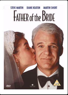 Brudens far DVD (import)
