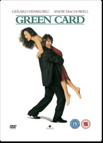 Green card DVD (import)