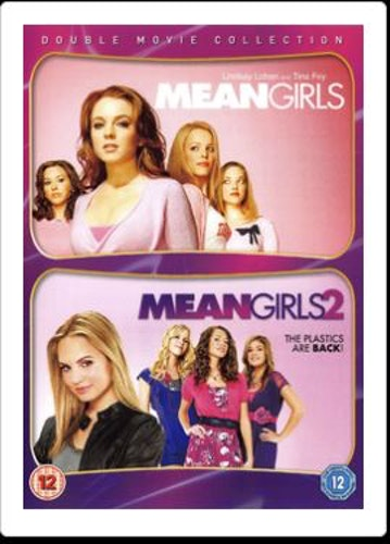 Mean Girls / Mean Girls 2 DVD (import)