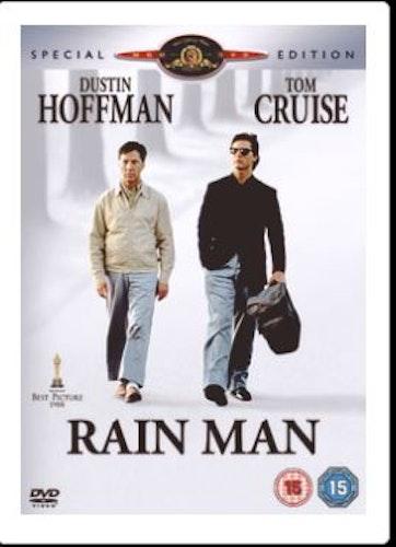 Rain Man DVD (import)