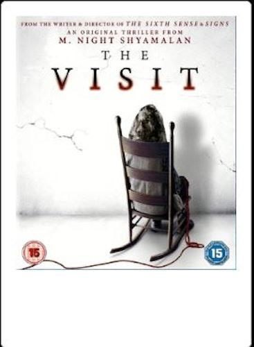 The Visit bluray bluray