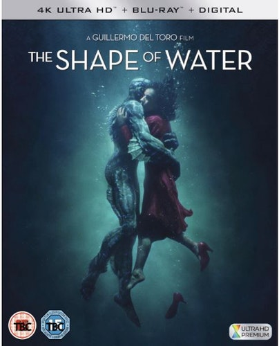 The Shape Of Water 4K Ultra HD